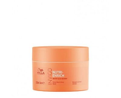 Vyživující maska pro suché a poškozené vlasy Invigo Nutri-Enrich (Deep Nourishing Mask)