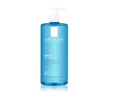 Zklidňující a ochranný sprchový gel Lipikar Gel Lavant