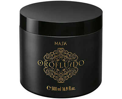 Zkrášlující maska na vlasy (Beauty Mask For Your Hair)