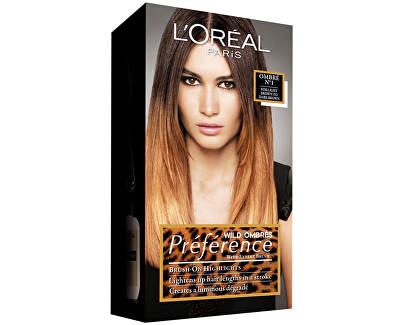 Loreal Paris Barva na vlasy Préférence Wild Ombrés