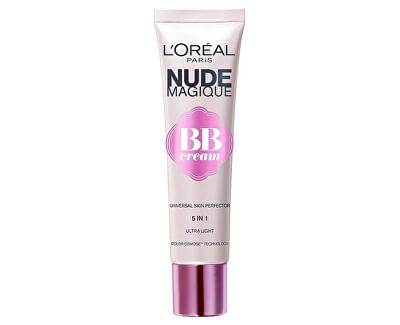 Loreal Paris BB krém SPF 20 Nude Magique (Bare Skin Beautifier) 30 ml