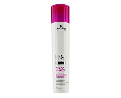 Schwarzkopf Professional Bezsulfátový šampon pro zachování barvy Color Freeze (Sulfate Free-Shampoo)