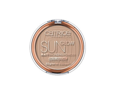 Bronzující púder Sun Glow (Matt Bronzing Powder) 9,5 g