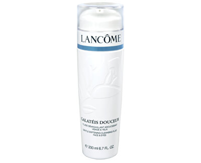 Lancome Zjemňující čisticí fluid Galatéis Douceur (Gentle Softening Cleansing Fluid Face & Eyes)