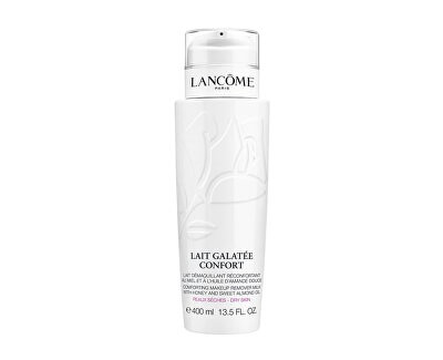Čisticí mléko pro suchou pleť Galatée Confort (Comforting Makeup Remover Milk With Honey And Sweet Almond Oil)