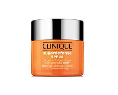 Tagescreme für trockene und normale Haut Superdefense SPF 25 (Multi-Correcting Cream)