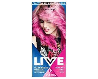 Barva na vlasy Live (Permanent Colour)