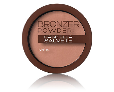 Bronzující pudr SPF 15 Bronzer Powder 8 g
