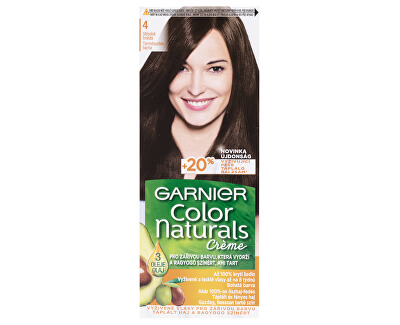 Dlouhotrvající vyživující barva na vlasy (Color Naturals Creme)