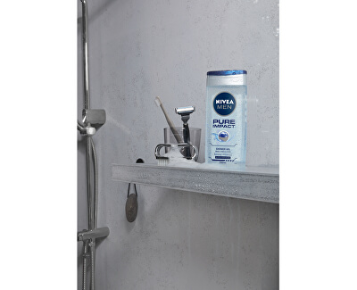 Energizujúci sprchovací gél Men Pure Impact (Shower gel)