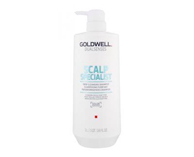 Hluboce čisticí šampon pro všechny typy vlasů Dualsenses Scalp Specialist (Deep Cleansing Shampoo)