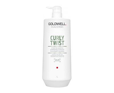 Hydratační šampon pro vlnité a kudrnaté vlasy Dualsenses Curly Twist (Hydrating Shampoo)