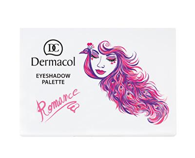 Luxusní paletka očních stínů (Luxury Eyeshadow Palette) 18 g