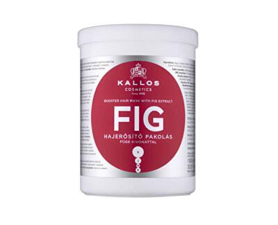 Maska pro oslabené vlasy a roztřepené konečky Fig (Mask) - SLEVA - poškozená etiketa