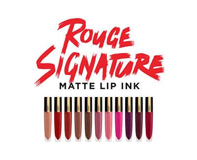 Matná tekutá rtěnka Rouge Signature 7 ml