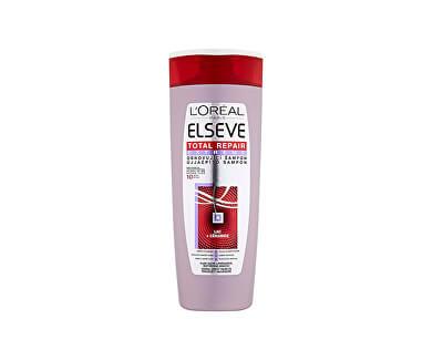 Obnovující šampon pro suché a poškozené vlasy Elseve Total Repair 5 Extreme