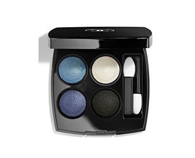 Oční stíny Les 4 Ombres (Quadra Eye Shadow) 4 x 1,2 g