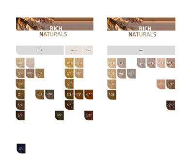 Permanentní barva na vlasy Koleston Perfect ME™ Rich Naturals 60 ml