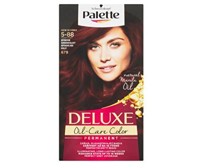 Permanentní barva na vlasy Palette Deluxe