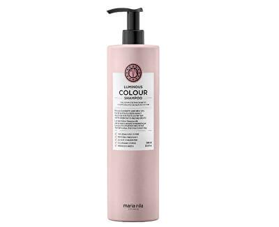 Rozjasňující šampon pro barvené vlasy Luminous Colour (Shampoo)