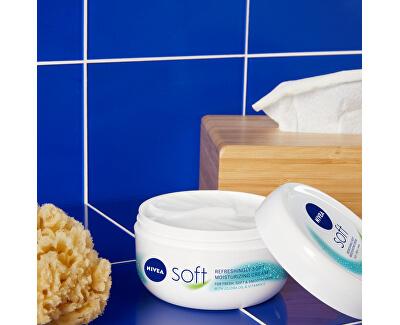 Svěží hydratační krém Soft