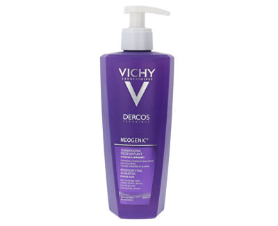 Šampón pre ženy na obnovu hustoty vlasov Dercos Neogenic (Redensifying Shampoo)