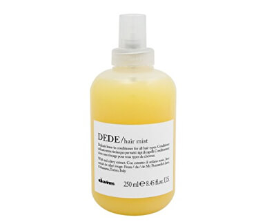 Balsam fără clătire pentru toate tipurile de păr esențial Dede (Hair Mist)