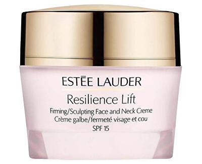 Estée Lauder Zpevňující krém na obličej a krk pro normální až smíšenou pleť Resilience Lift SPF 15 (Firming/Sculpting Face And Neck Creme)