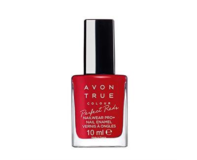 Avon Dlouhorvající lak na nehty True Color (Nail Wear Pro+) 10 ml