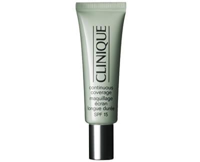 Clinique Dlouhotrvající krycí make-up a korektor Continuous Coverage SPF 15 30 ml