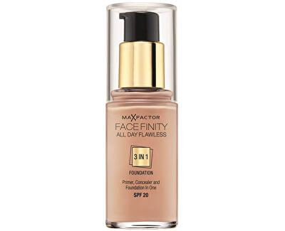 Dlouhotrvající make-up Facefinity 3 v 1 (All Day Flawless) 30 ml