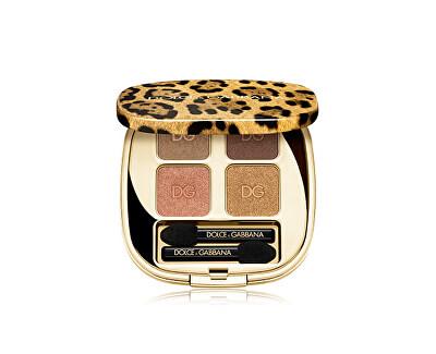 Paletă fard de ochi Felineyes (Intense Eyeshadow Quad) 4,8 g