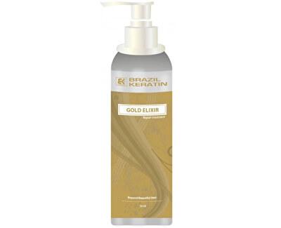 Elixír pro suché a poškozené vlasy (Gold Elixir Repair Treatment)