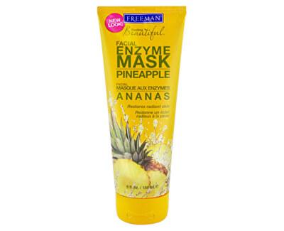 Enzymová pleťová maska s ananasem (Facial Enzyme Mask Pineapple)