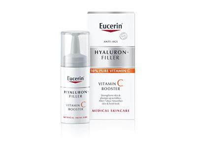 Rozjasňující protivráskové sérum s vitaminem C Hyaluron-Filler (Vitamin C Booster)