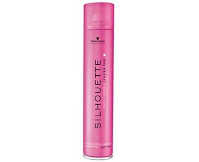 Schwarzkopf Professional Fixační sprej pro zářivou barvu vlasů Silhouette (Color Brilliance Hairspray Super Hold)