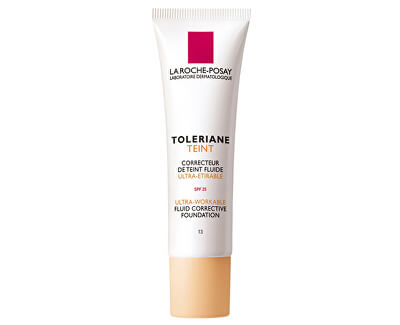 La Roche Posay Fluidní korektivní make-up Toleriane Teint SPF 25 (Fluid Corrective Foundation) 30 ml