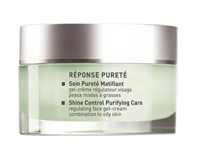 Gelový krém regulující mastnotu Réponse Pureté (Shine Control Purifying Care)