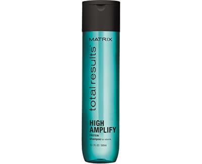 Šampon pro objem vlasů Total Results High Amplify (Protein Shampoo for Volume)