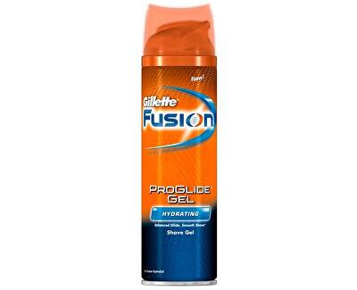 Gillette Hydratační gel na holení Fusion Proglide Gel Hydrating (Shave Gel)