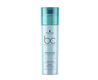 Hydratační kondicionér pro normální až suché vlasy BC Bonacure Moisture Kick (Conditioner) - SLEVA - poškozené víčko