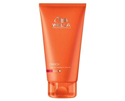 Wella Professional Hydratační kondicionér pro silné vlasy Enrich (Moisturizing Conditioner For Coarse Hair)