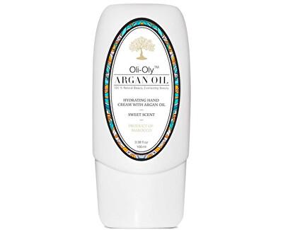 Oli-Oly Hydratační krém na ruce s arganovým olejem 100 ml