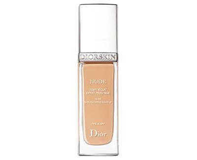 Dior Hydratační make-up pro zářivý a přirozený vzhled Diorskin Nude SPF 15 (Nude Skin-Glowing Makeup) 30 ml