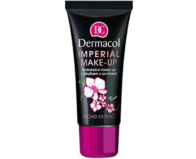 Dermacol Hydratační make-up s výtažkem z orchideje (Imperial Make-up Orchid Extract) 30 ml