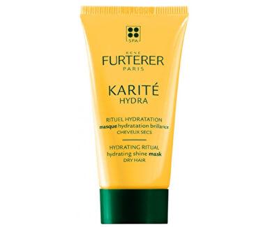 Hydratační maska pro suché vlasy Karité Hydra (Hydrating Shine Mask)