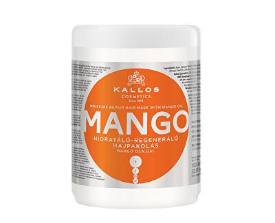 Hydratační maska s mangovým olejem (Mango Mask) - SLEVA - poškozená etiketa