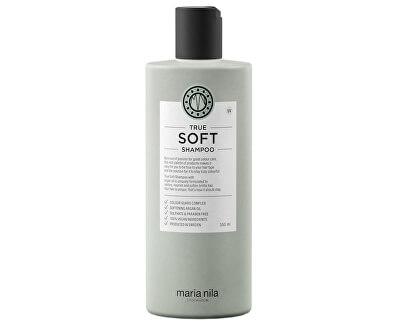 Hydratační šampon s arganovým olejem na suché vlasy True Soft (Shampoo)