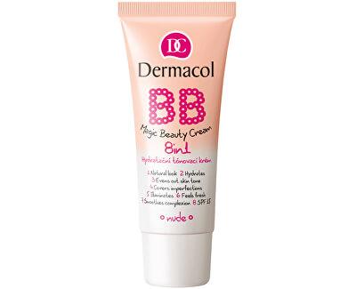 Hydratační tónovací krém 8 v 1 BB SPF 15 (Magic Beauty Cream) 30 ml