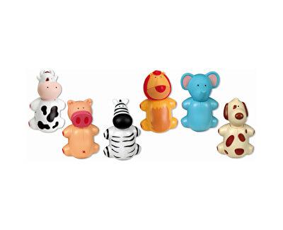Miradent Hygienické držátko na zubní kartáček pro děti Funny Animal